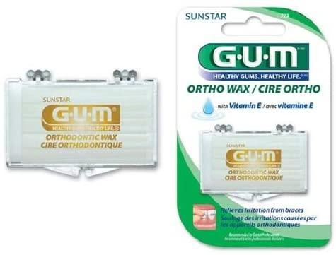 GUM ORTHODONTIC WAX 723R 1EA SUNSTAR AMERICAS