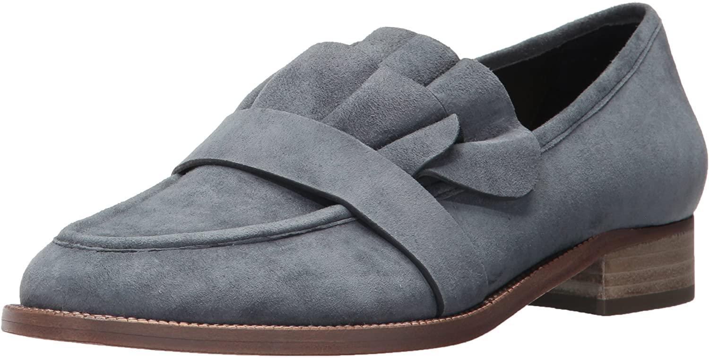 Pour La Victoire Womens Tenley Loafer Flat