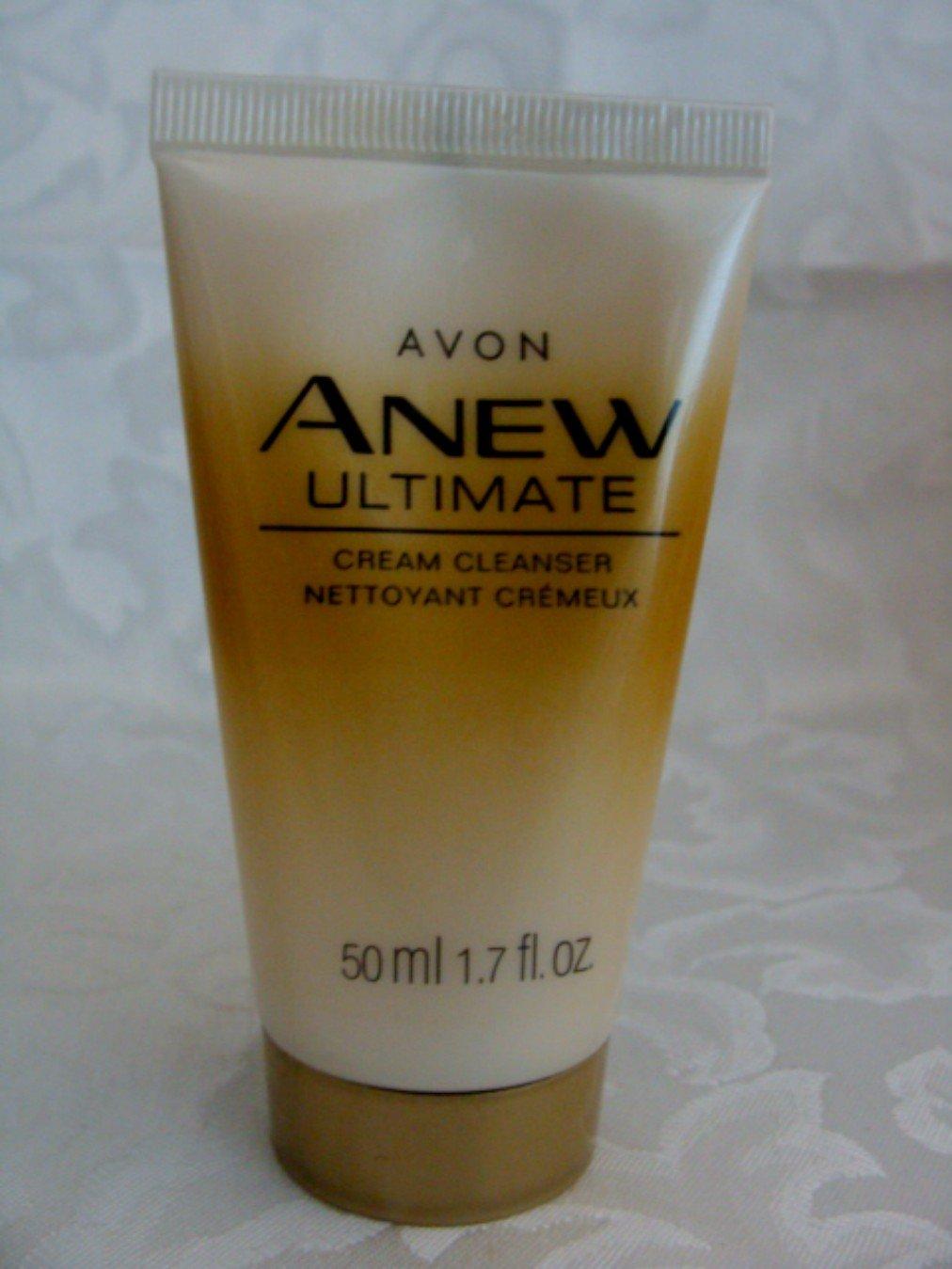 Avon Anew Ultimate Cream Cleanser 1.7 oz.