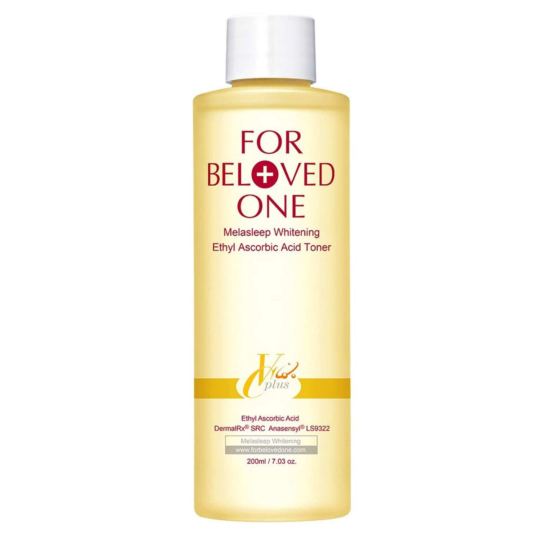 For Beloved One Melasleep Whitening Ethyl Ascorbic Acid Toner 200ml