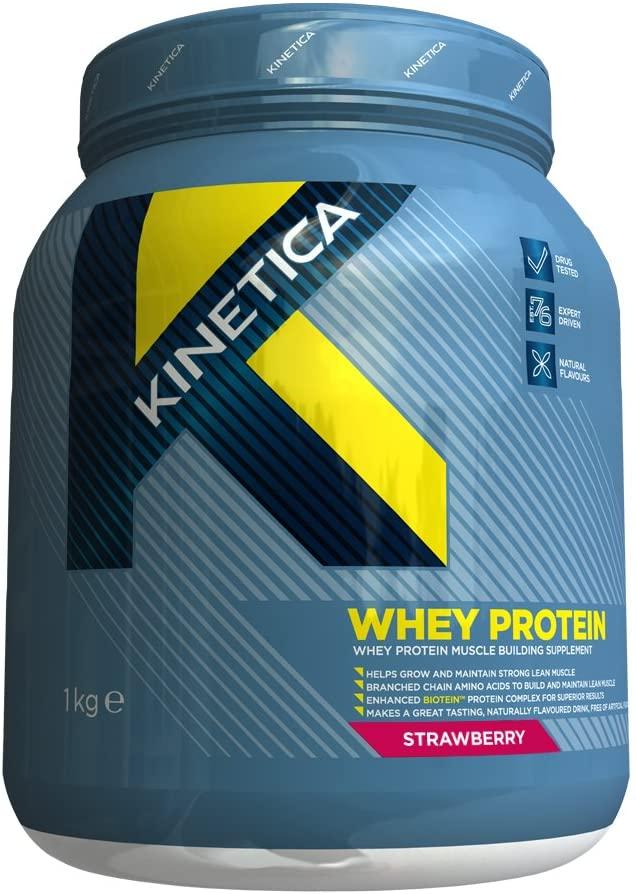 Whey Protein 1kg Strawberry