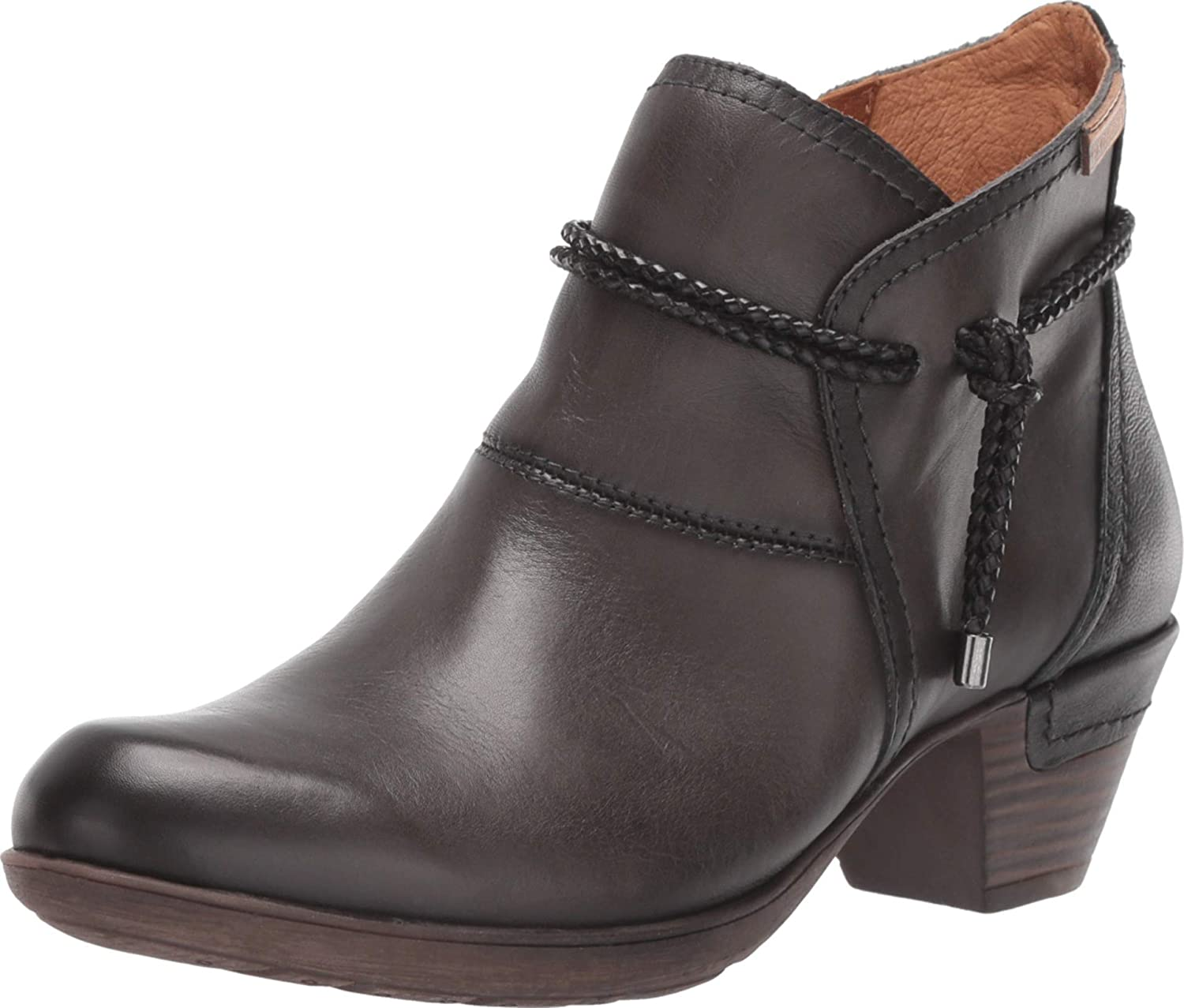 PIKOLINOS Women's Rotterdam 902-8775 Lead Ankle Boot 9.5-10 M US