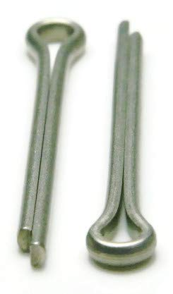 5/32 Stainless Steel Cotter Pins 316 Stainless Steel Split Pins 5/32 x 1 Qty 25