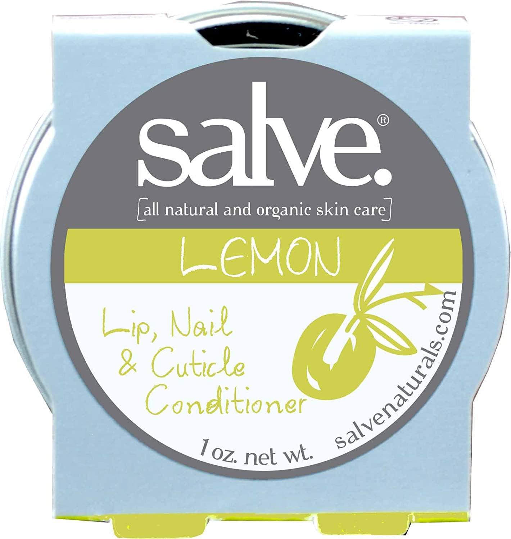 Lemon Lip, Nail, Cuticle Conditioner