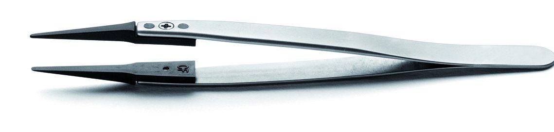 Carbon PEEK Replacement Tweezer Tips Style 242
