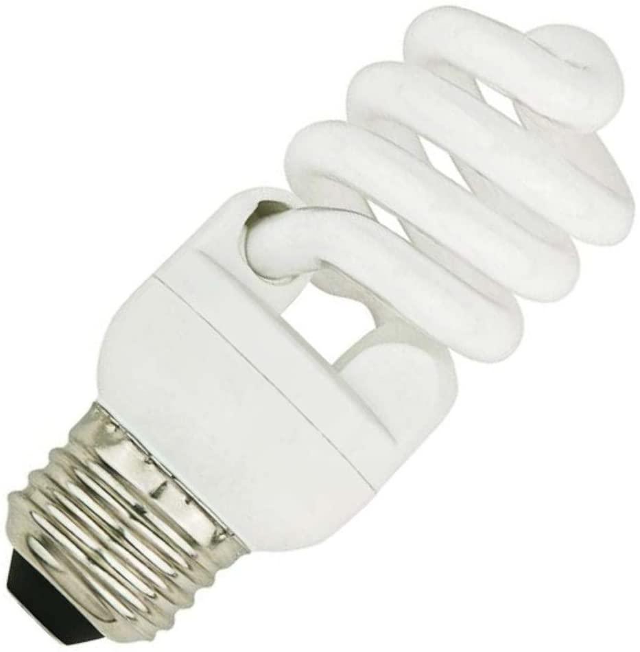 Westinghouse 38010-13MINITWIST/27 38010 Twist Medium Screw Base Compact Fluorescent Light Bulb
