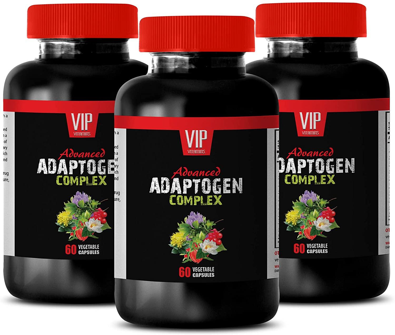 adaptogen Energy - Advanced ADAPTOGEN Complex - Astragalus Root Extract - 3B (180 Capsules)