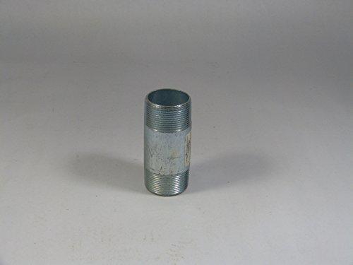 Electripro NIPPLE1-1/2X4 Hot-Dipped Rigid Nipple 1-1/2