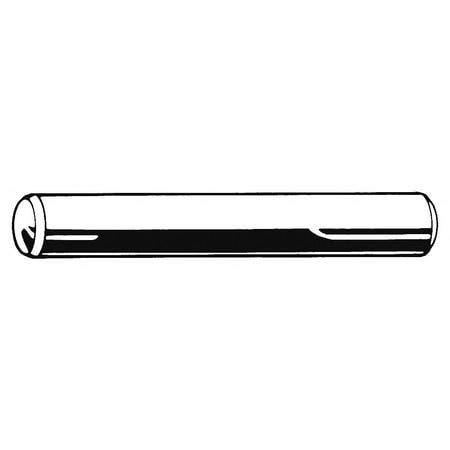 Dowel Pin, Steel, 8x50mm, PK10 (2 Pieces)