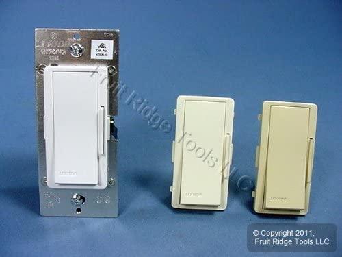 Leviton 010-VZ00R-10X Vizia 120 VAC Dimmer Remote to 120-Volt Dimmer Fan, White