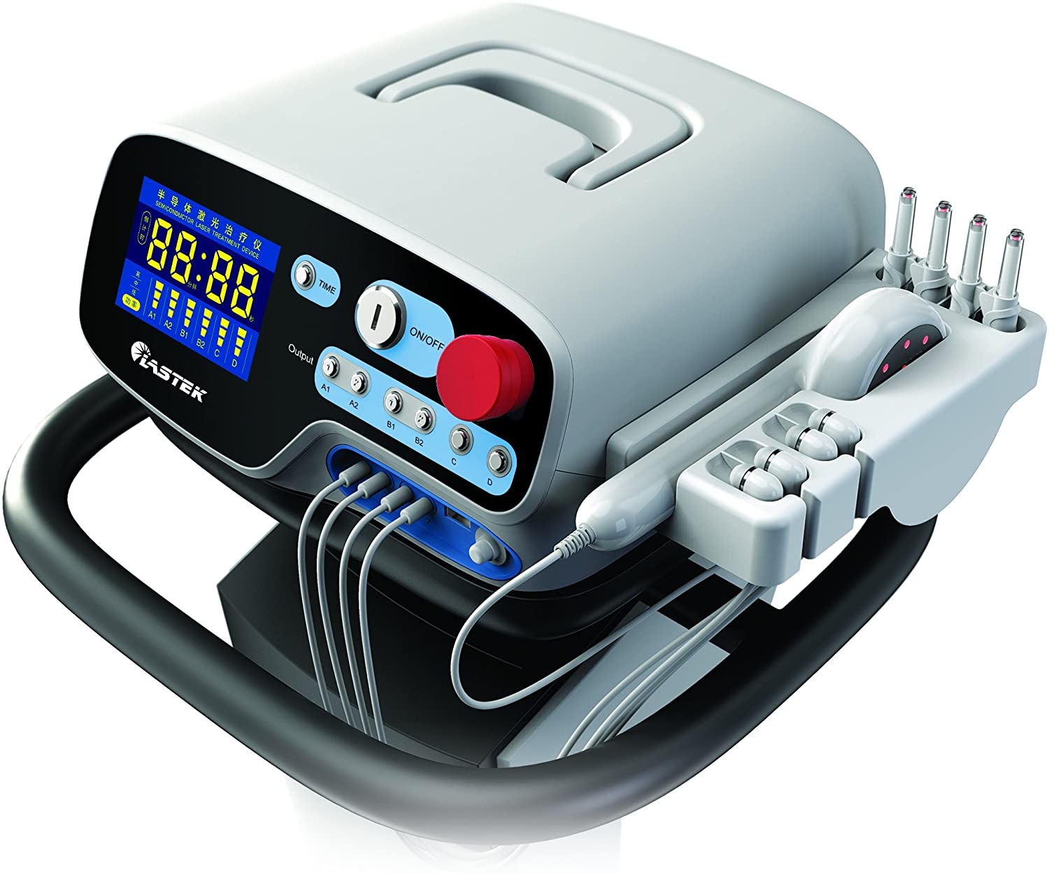 Lastek Multifunctional Chinese Acupuncture Soft Cold Laser Therapy Equipment