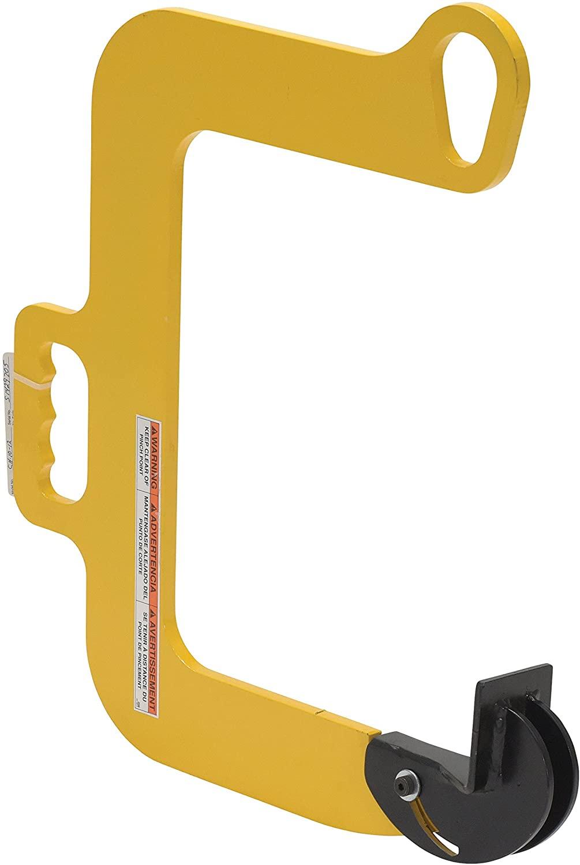 Vestil Overhead Coil Hook - 1,000-Lb. Lifting Capacity, 12in. Maximum Coil Width, Model Number CH-10-12