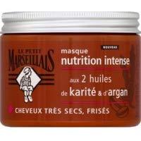 Le Petit Marseillais Masque Nutrition Intense Huile de Karità et Huile d'Argan 300ml