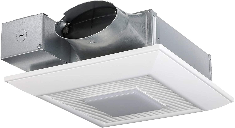Panasonic FV-0510VSCL1 WhisperValue Multi-Flow Bathroom Fan, White