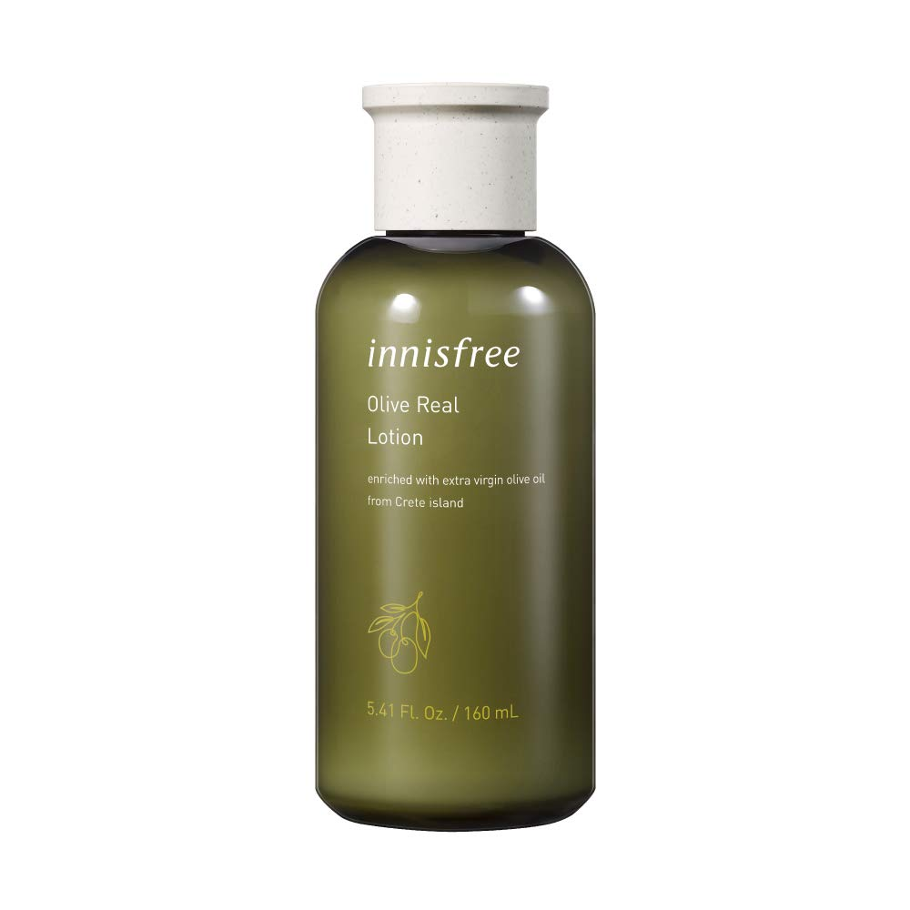 [ Innisfree ] Olive Real Lotion [ emulsion ] 160 ml