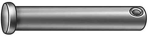 Clevis Pin, Std, 18-8, 0.375x1 L, PK5