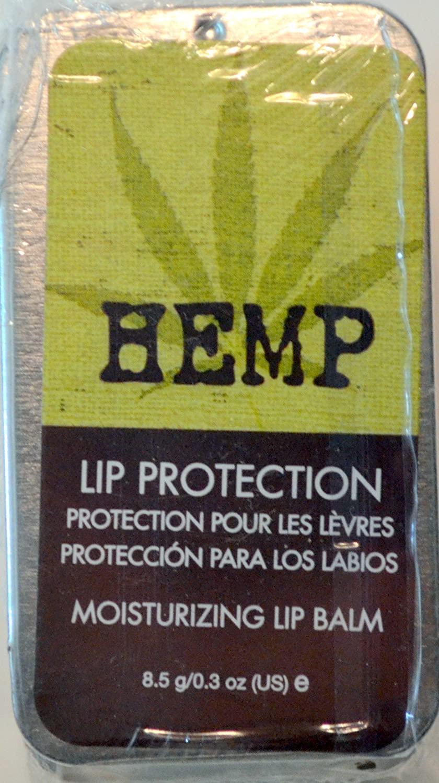 Hemp Lip Protection 8.5g - 3 Pack