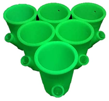Smoking Game - Beer Pong for Smokers - Adult Party Game - SmokePong 12 Cup Party Set- Smoke Pong