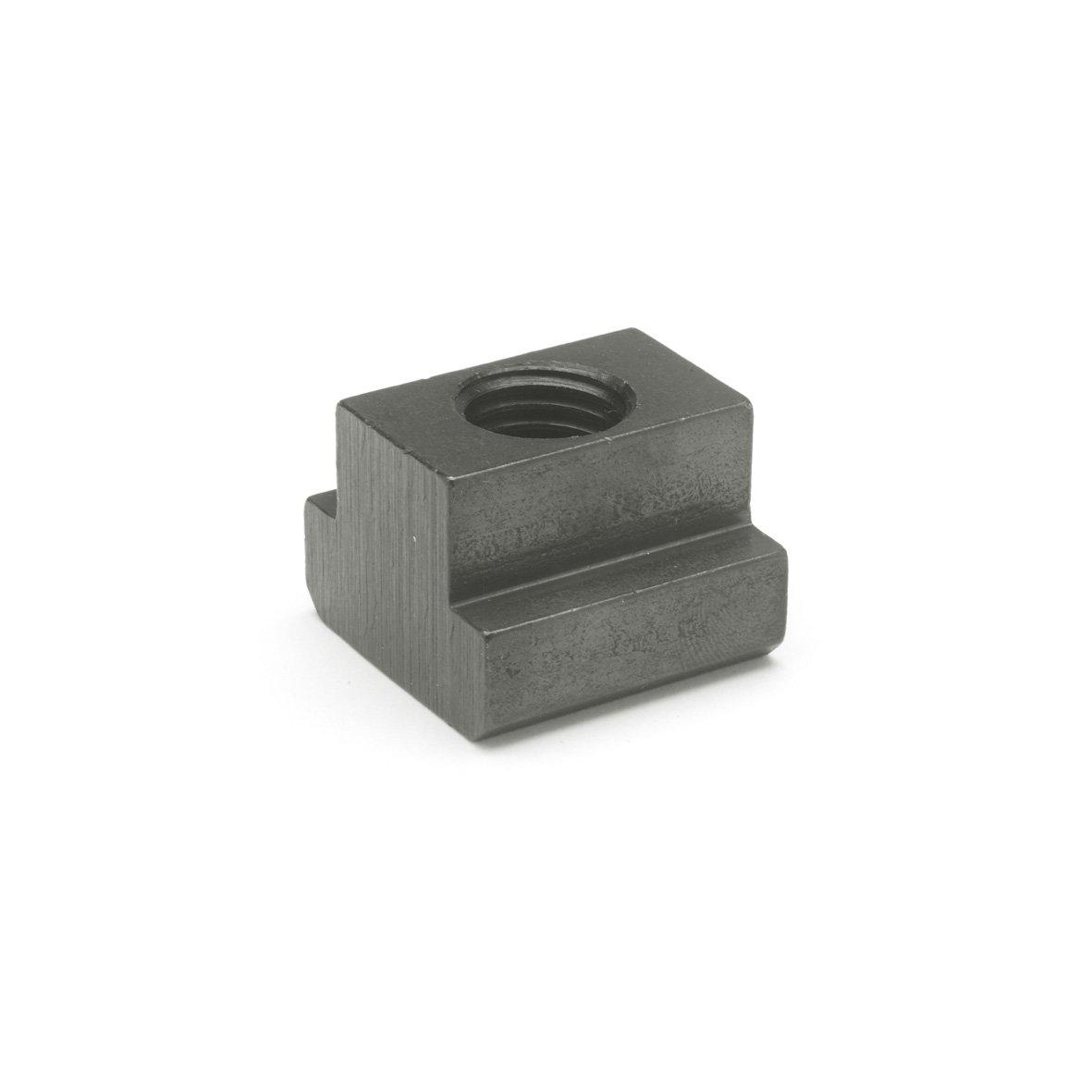 J.W. Winco A140327 DIN508 T-Slot Nut, M8 x 14 mm, Steel