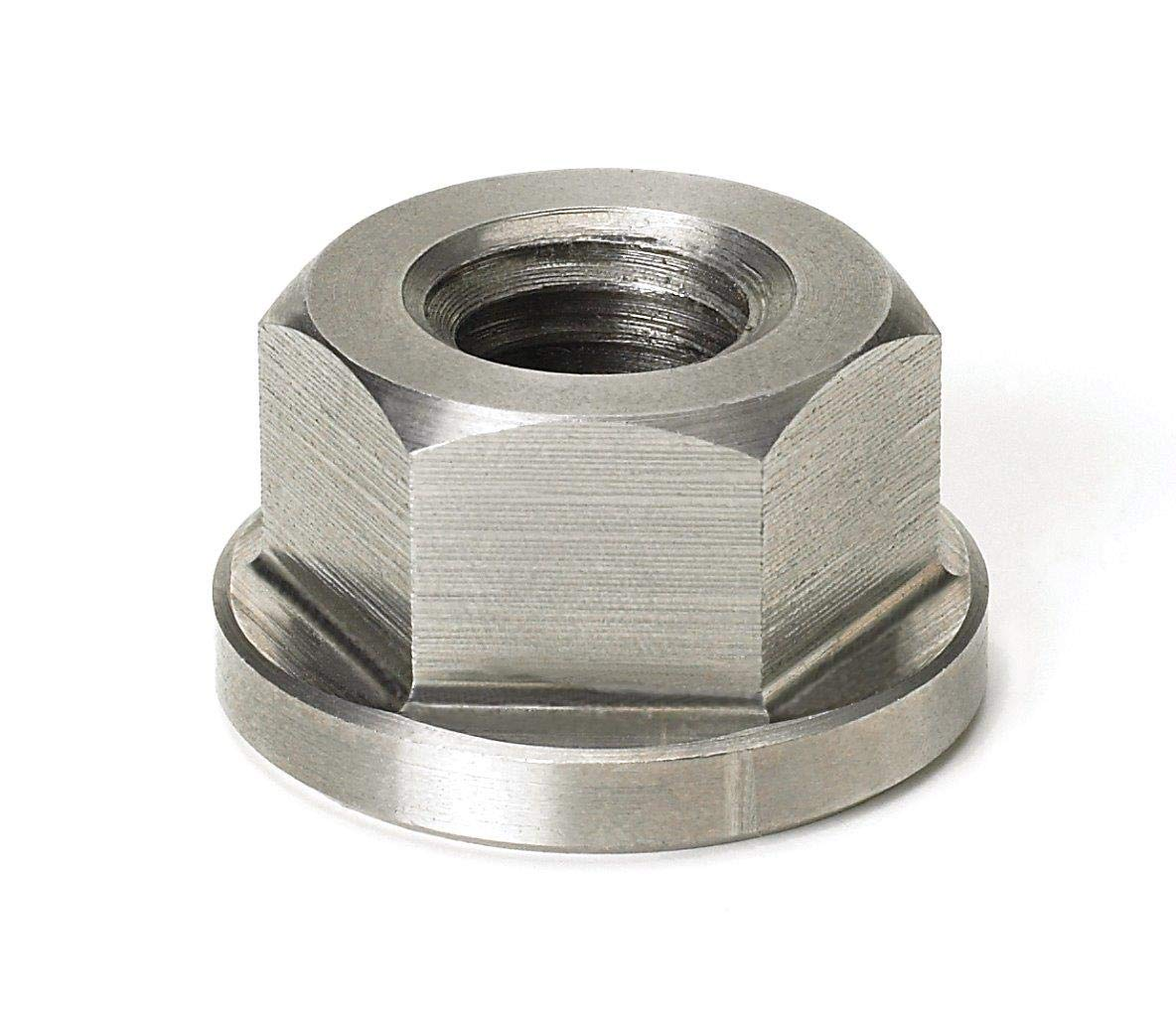 Morton Stainless Steel Flange Collar Nuts, Inch Size, 7/8-9 Thread Size