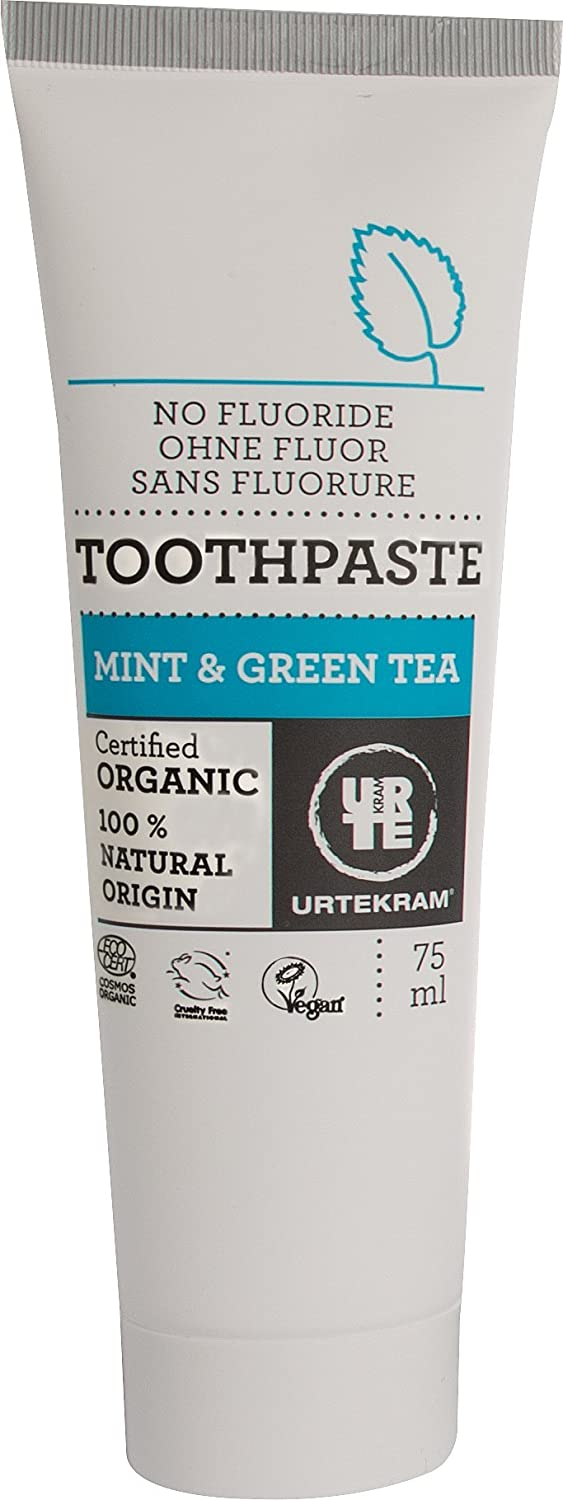 RIZE Mint N Green Tea Toothpaste, 75 ML