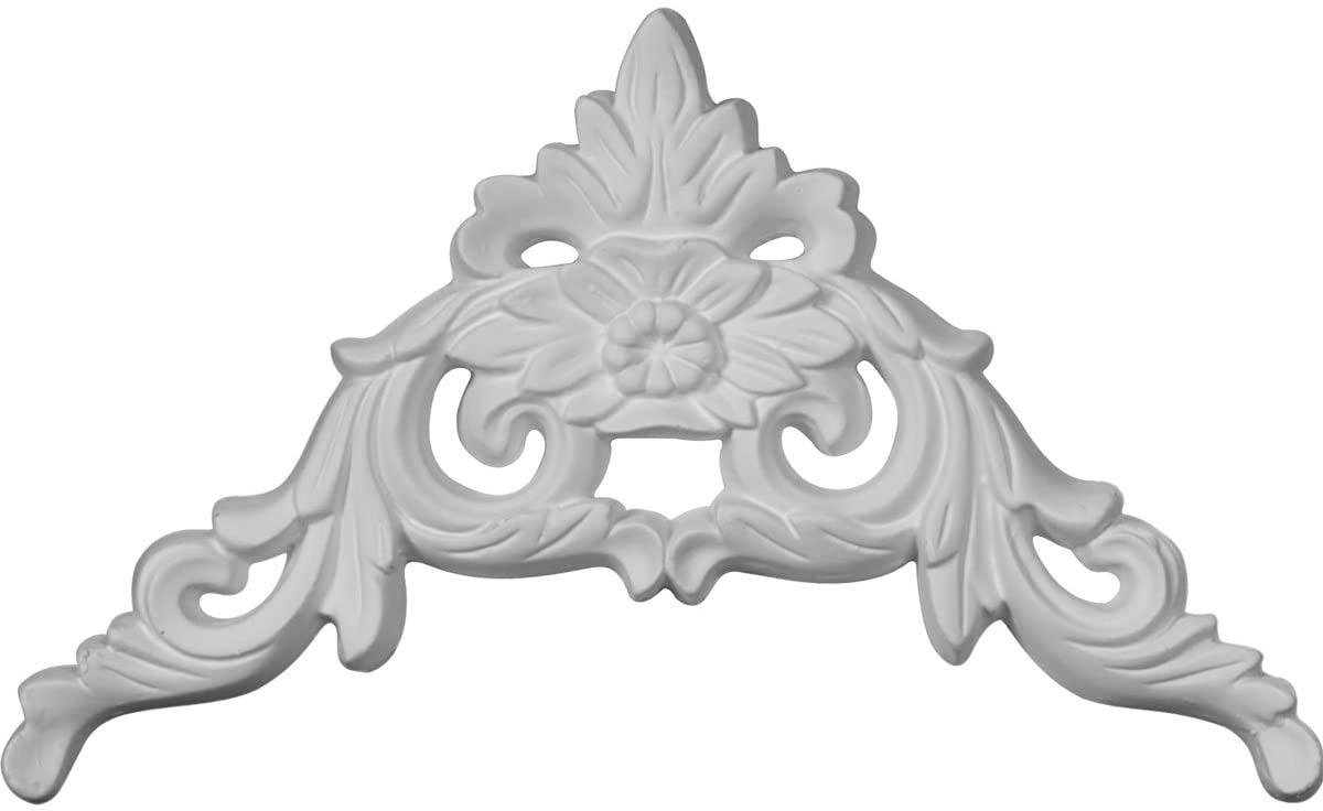 Ekena Millwork ONL05X09X01VE-CASE-4 Onlay, Factory Primed
