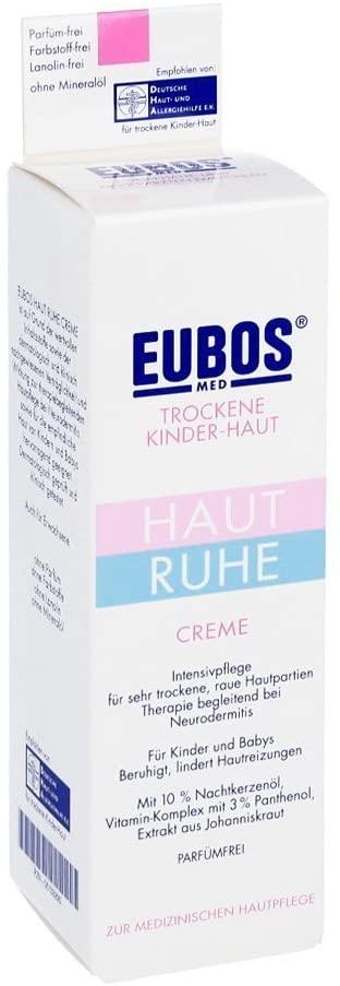 3 X Eubos Cream - 3 Tubes X 1.69 fl. oz. (50ml) Each one