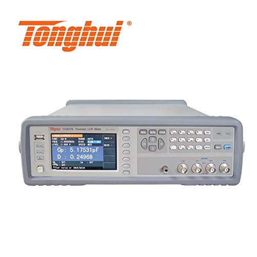 TH2827B Digital LCR Meter with 20Hz-500kHz Continuous Test Frequency
