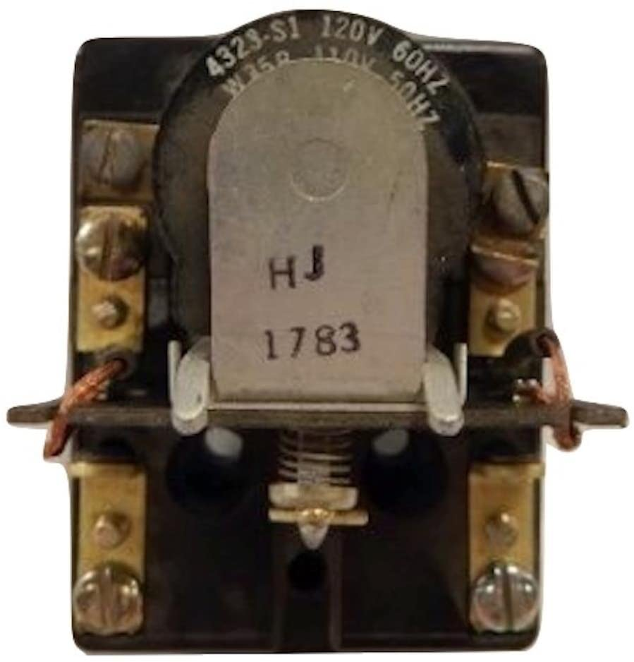 SCHNEIDER ELECTRIC 8501CO7V20 Relay 600 VAC 5 Amp Type C Plus Options