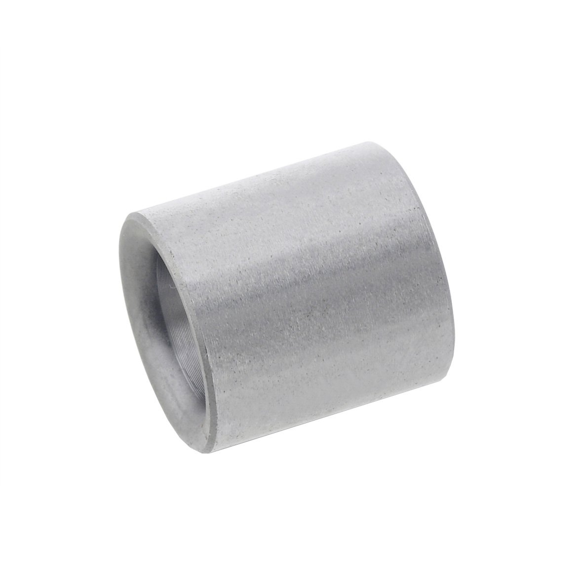 J.W. Winco 5M10HDC GN770 Locating Pin Bushing, Hardened to HRC 60, Ground, ISO Tolerances, Steel, 10 mm Length, 5 mm ID