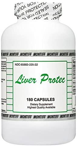 Montiff - Liver Protec 180 caps
