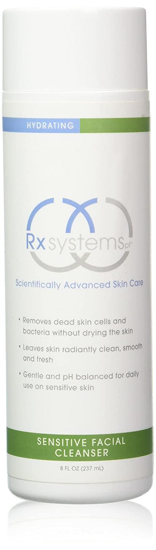 RxSystems Sensitive Facial Cleanser 8oz.