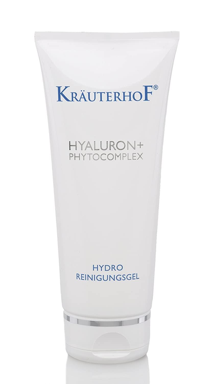 KräuterhoF Hyaluron+ Phytocomplex Washing Hydrogel Super soft,without sulphates - 200ml.