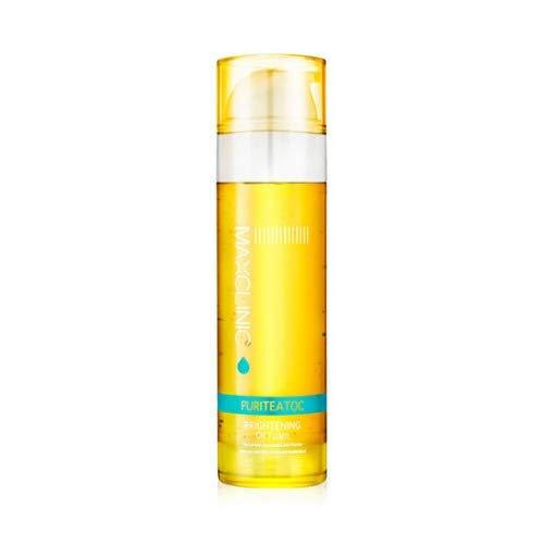 [Maxclinic] Puriteatoc Brightening Oil Foam 110g