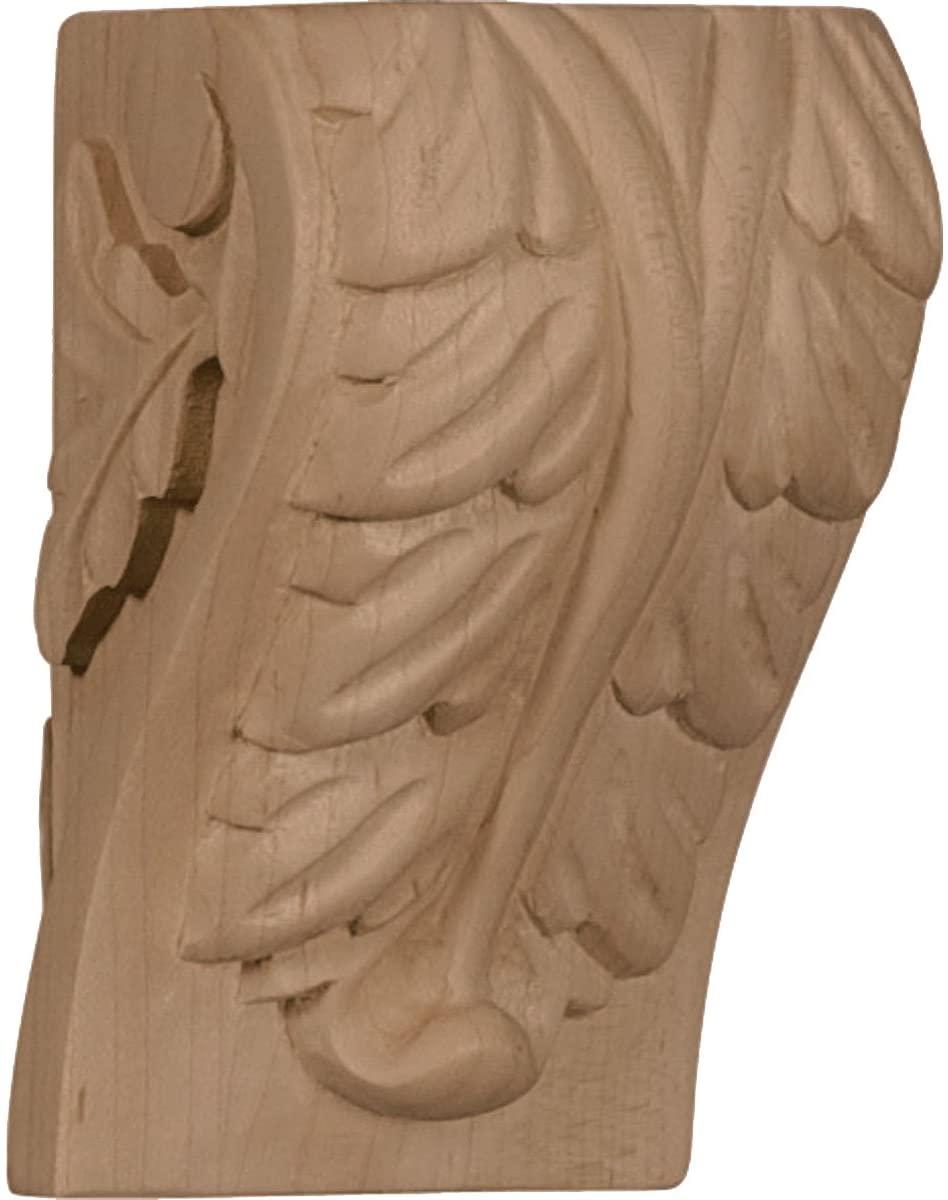 Ekena Millwork CORW02X02X04BAAL-CASE-2 Corbel, Factory Primed