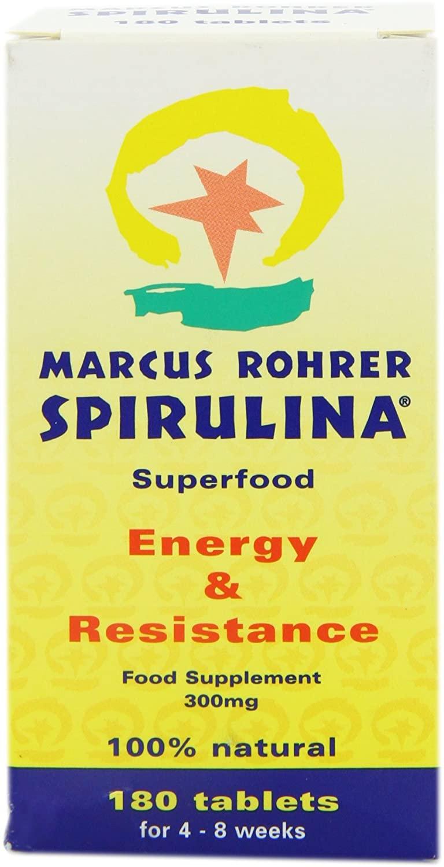 Marcus Rohrer Spirulina