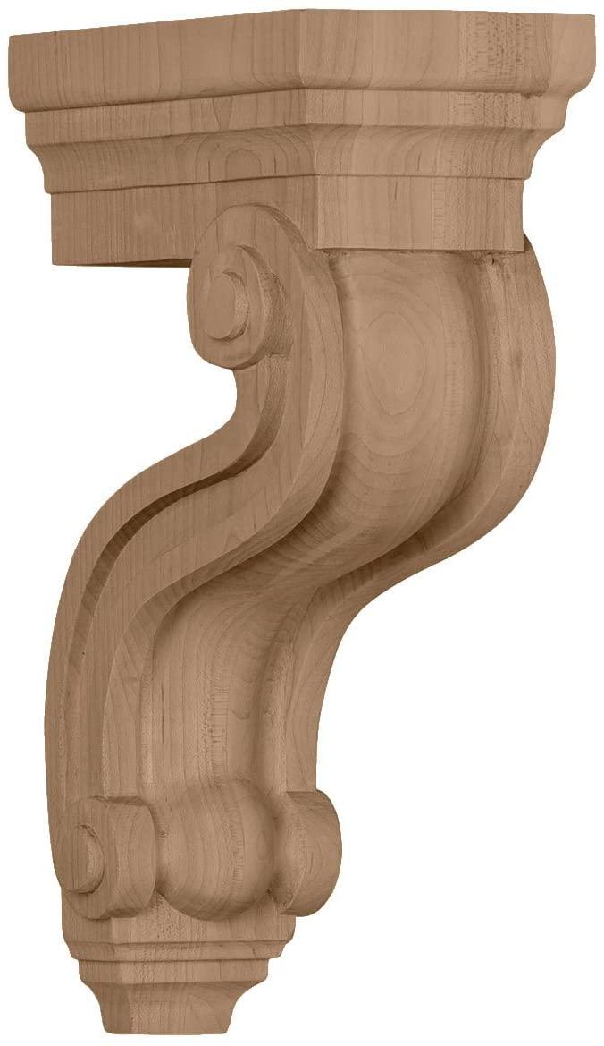 Ekena Millwork COR03X06X10HACH-CASE-2 Corbel, Factory Primed