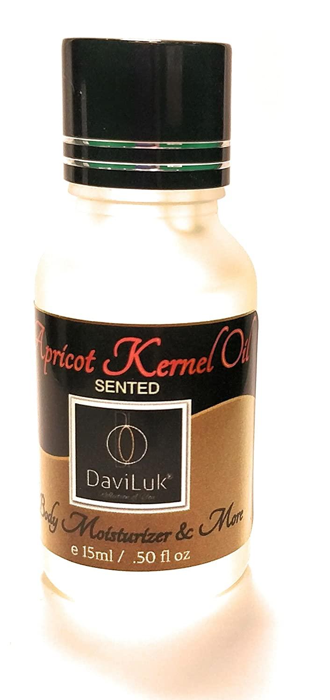 Apricot Karnel Oil Sented Moisturizer for Body, Hair, and Face - 15ml