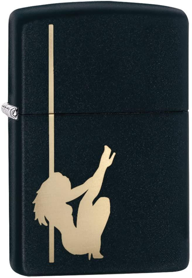 Zippo Pole Dancer Pocket Lighter