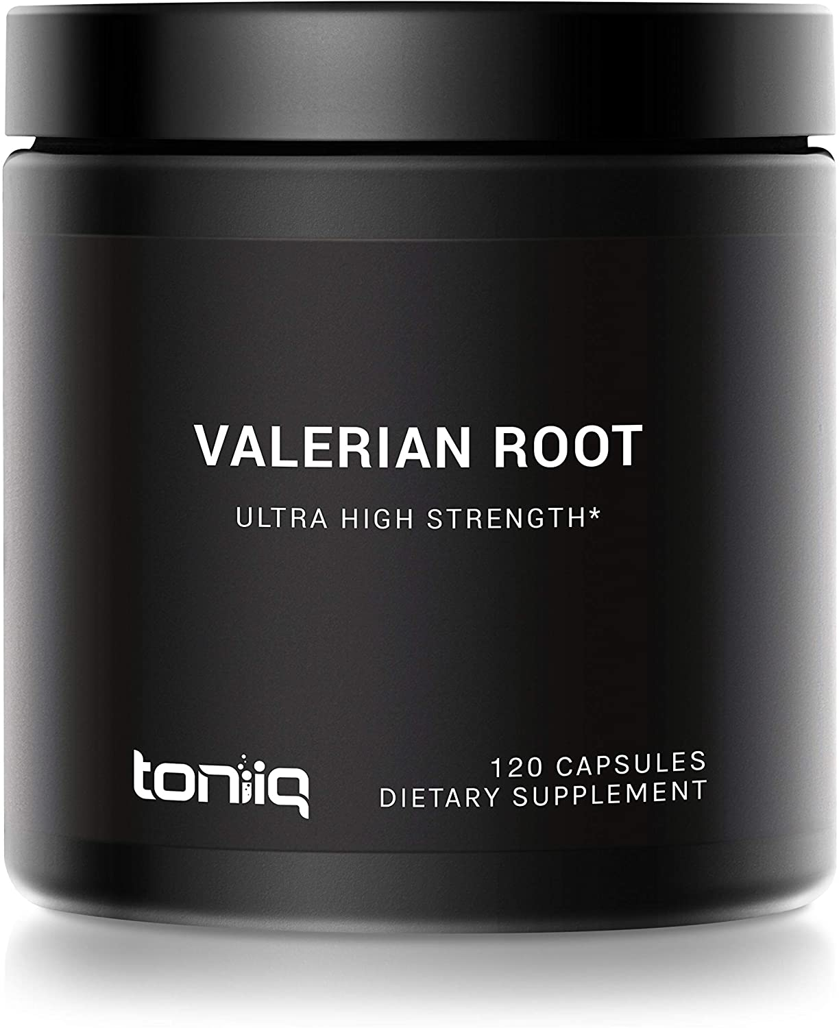 Ultra High Strength Valerian Root Capsules - 1,300mg 4X Concentrated Extract - The Strongest Sleep Aid Supplement Available - 120 Capsules