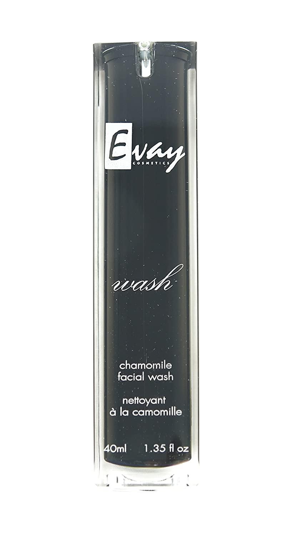Evay Cosmetics Natural Facial Wash 40ml