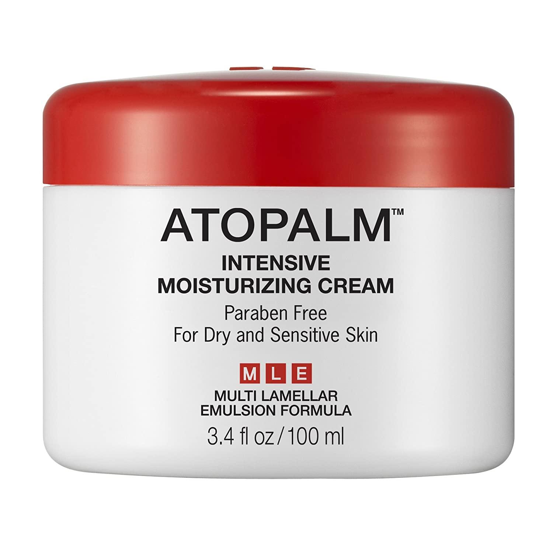 Atopalm Intensive Moisturizing Cream, White , 3.4 fl. Ounce