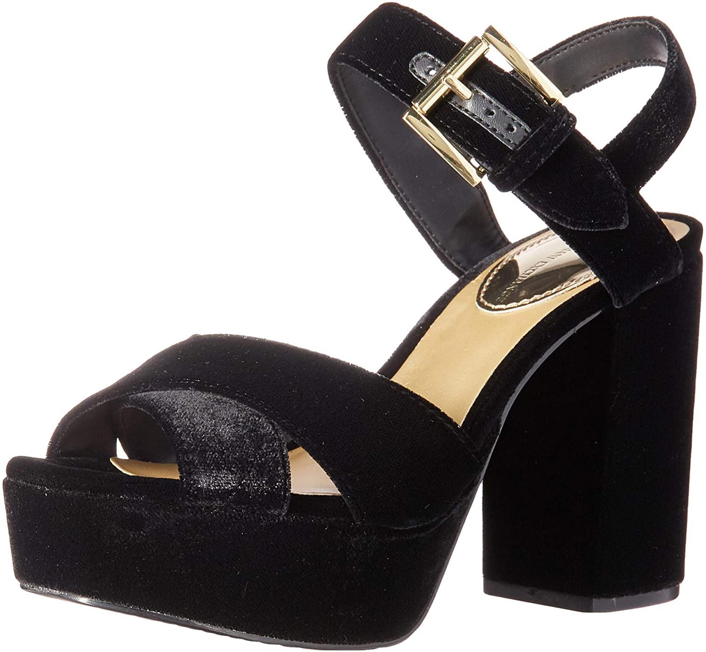 AX Armani Exchange Women's Strappy Heeled Sandal