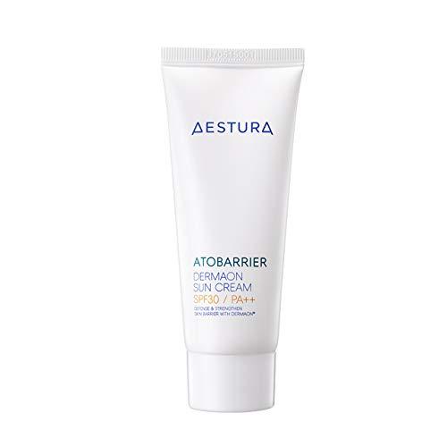 AESTURA Atobarrier Dermaon Sun Cream 60ml,SPF30 / PA++ [Made in Korea]