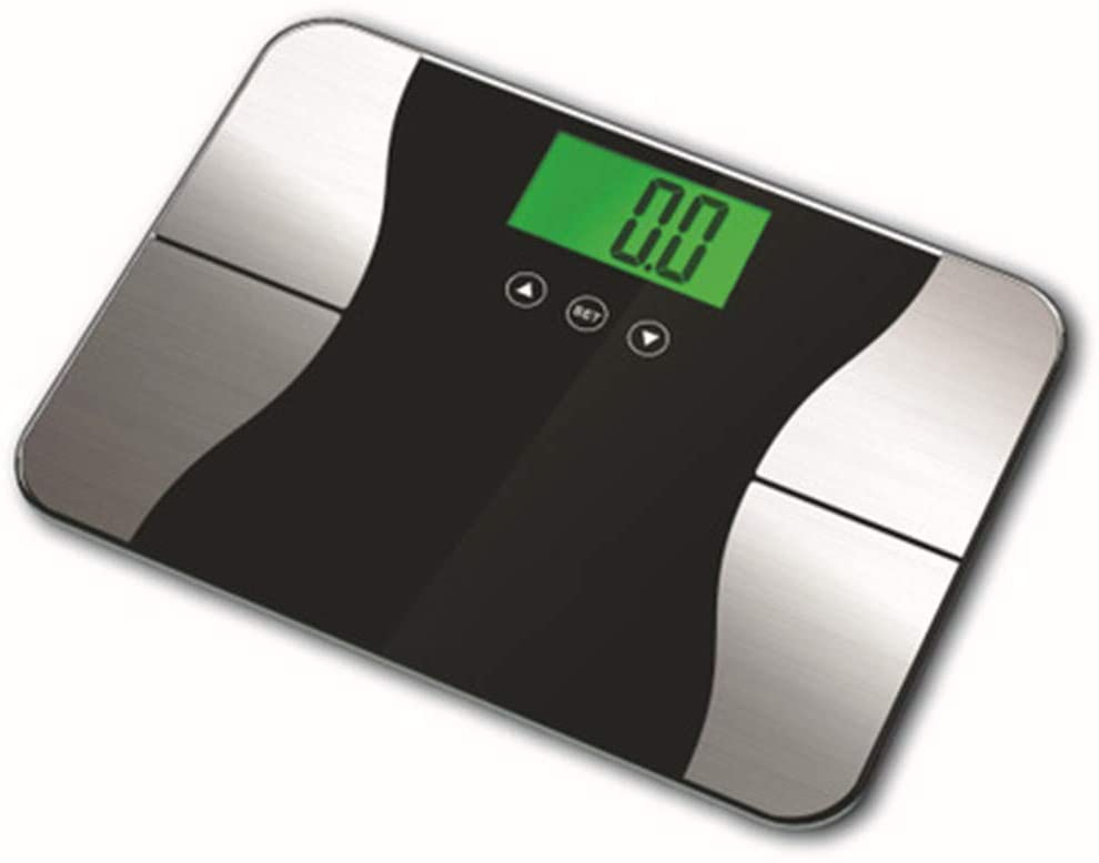 Precision Digital Scale for Body Weight, Fat, Water, BMI, BMR, Muscle Mass, Health Monitor