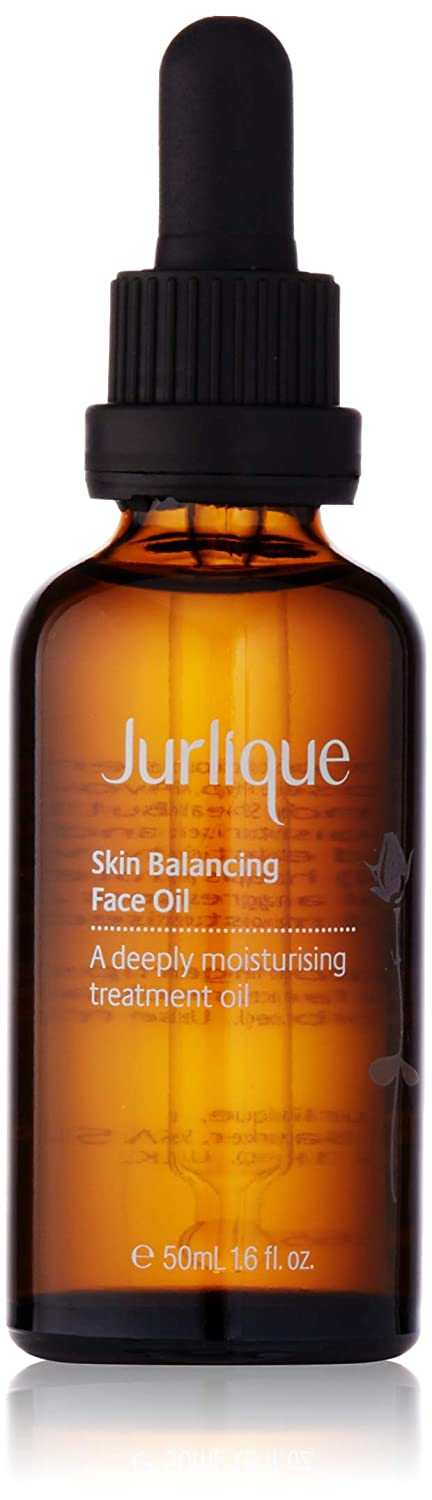 Balancing Face Oil - Jurlique Skin Balancing Face Oil - 1.6 oz - Non-Greasy Formula - Formulated to Quench Dehydrated Skin and Improve Uneven Skin Texture - Can Combat Sun Damage