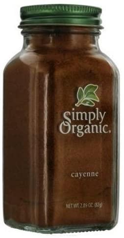 Simply Organic Btl Cayenne Pppr Org