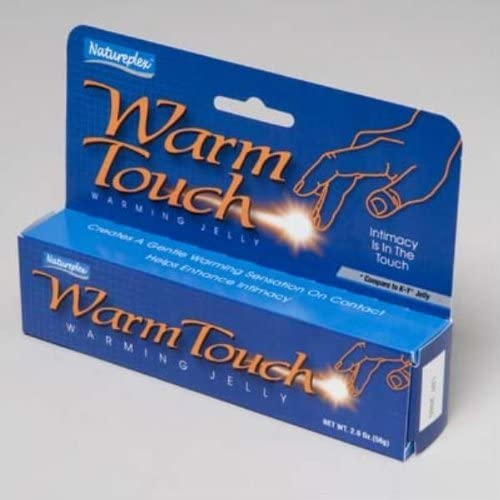 Ddi Natureplex Warm Touch Warming Jelly (Ky Jelly)/Tube(Pack Of 24)