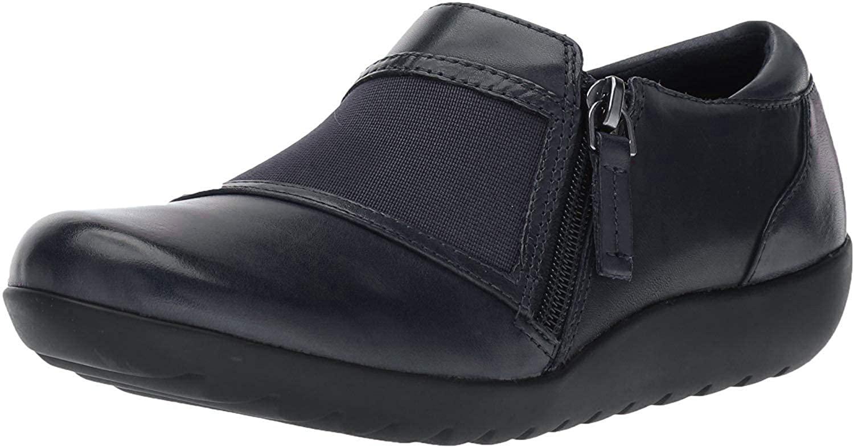CLARKS Women's Medora Gale Slip-On Loafer
