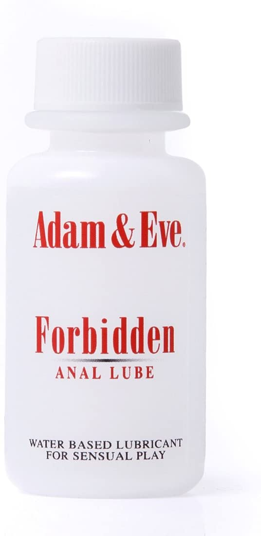 Forbidden Anal Lube Water Based, 1 Ounce